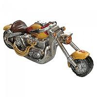 [해외]BOOSTER Piggy Bank Motorcycle 25Y 9137872365 Yellow