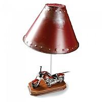 [해외]BOOSTER Cruiser Table Lamp 9137872386 Red
