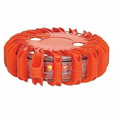 [해외]BOOSTER Hazard Light 9137872191 Orange