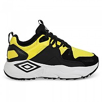 [해외]엄브로 Run M LE Man3137622333 Blazing Yellow / Black / Nimbus Cloud