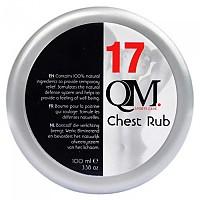[해외]QM Chest Rub 100ml 1137879262 Silver / Black