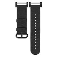 [해외]순토 Essential Leather Strap 1136881603 Black