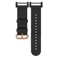 [해외]순토 Essential Leather Strap 1136881605 Black