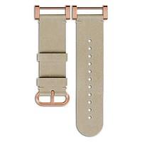 [해외]순토 Essential Leather Strap 1136881607 White