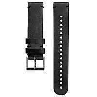 [해외]순토 Urban 2 Leather Strap 20 mm 1137530474 Black / Black