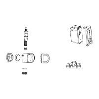 [해외]락샥 Zipp 303 Firecrest Disc TyreWyz Kit 1137795664