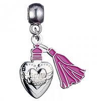 [해외]THE CARAT SHOP Harry Potter Love Potion Slider Charm Silver / Pink