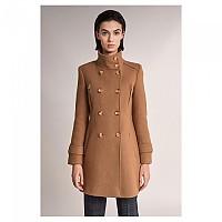 [해외]SALSA JEANS Long Duffle Coat With Detail Beige