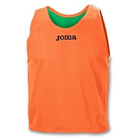 [해외]조마 Reversible Training Bib 3137625028 Orange/ Fluor Green