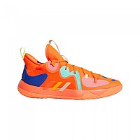 [해외]아디다스 Harden Stepback 2 Man3137891530 Solar Red / Yellow / Acid Mint
