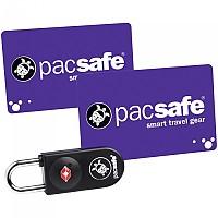 [해외]PACSAFE Prosafe 750 TSA Key-Card Lock Black