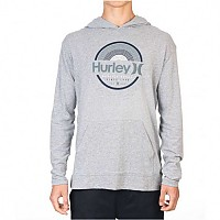 [해외]헐리 Modern Surf Poncho Arches Dark Grey Heather