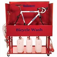 [해외]BICISUPPORT BS401 Bicycle Wash 1137172067 Red