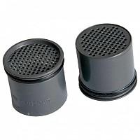 [해외]LIFESTRAW Replacement Carbon Capsules Steel and Go 2 Stage Filtration 4136287407 Grey