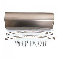 [해외]아크라포빅 머플러 Muffler Sleeve Kit Ref: P-RKS226RT38 9137139815 White