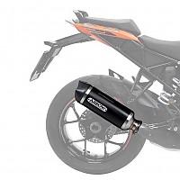 [해외]ARROW Race-Tech Carbon Fibre Super Duke 1290 R 14-19/GT 16-18 9137771382 Black
