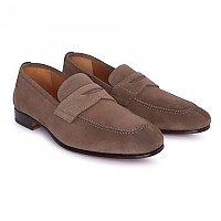 [해외]HACKETT Glove Loafer Suede Man137747260 Brown Taupe