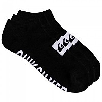 [해외]퀵실버 Ankle 3 Pack 136769379 Black