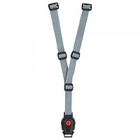 [해외]POLISPORT Groovy Harness Belt 1137848906 Grey