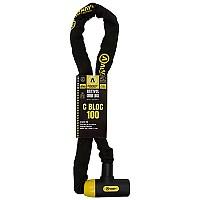 [해외]AUVRAY C-Bloc 8mm 1137614484 Black / Yellow