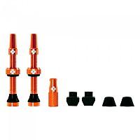 [해외]MUC OFF Tubeless Presta 44 mm Kit 1137682608 Orange