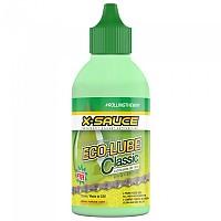 [해외]X-SAUCE Eco Lube Chain Wax Lubricant Teflon 125ml 1137870853 White
