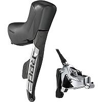 [해외]스램 Hydraulic Red E-Tap AXS D1 Rear Brake/Left Shift Flat Mount 1137670800 Black / Grey