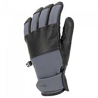 [해외]SEALSKINZ Waterproof Cold Weather with Fusion Control 1137564700 Grey / Black