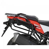 [해외]샤드 4P System Suzuki V-Strom 1000/1050/1050XT 9137918550 Black