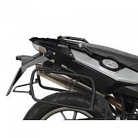 [해외]샤드 4P System BMW F650GS/F700GS/F800GS 9137918552 Black