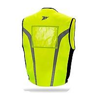 [해외]SEVENTY DEGREES SD-A8 Reflective Driving School 9137917028 Fluor Yellow