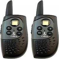 [해외]COBRA MT 148 Walkie Talkie 3 km 4137821124 Black