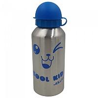 [해외]JOLUVI Ecokid 500ml 4137854775 Steel / Blue