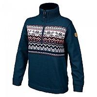 [해외]CMP Knitted Pullover Waterproof/B.gesso/Lacca 41354340 Navy