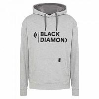 [해외]블랙 다이아몬드 Stacked Logo 4137631740 Nickel Heather