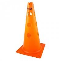 [해외]POWERSHOT Set Of 4 Agility Cones With Bars 3137564779 Orange