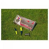 [해외]POWERSHOT Pitch Marker 25 Units 3137842413 Yellow