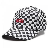 [해외]반스 Low Rider Hat Black / White Checkerboard