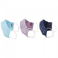 [해외]리바이스 FOOTWEAR Reusable Bandana 3 Pack 137903335 Light Purple