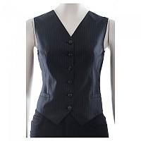 [해외]돌체앤가바나 723956 Silk Vest Dark Grey