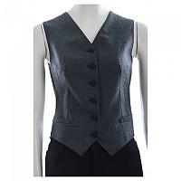 [해외]돌체앤가바나 727721 Vest Dark Grey