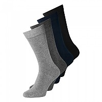 [해외]잭앤존스 Ns 10 Pack 137903400 Dark Grey Melange / Detail Dgm / Lgm / Black / Black Navy