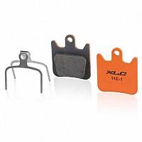 [해외]XLC Disc Brake Pads BP O28 1136824196 Orange