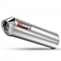 [해외]SCORPION Factory Round Slip On Polished Stainless CBF 600 08-14 9137586598 Silver