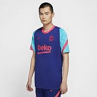 [해외]나이키 FC Barcelona Breathe Strike 20/21 3137913946 Deep Royal Blue / Light Fusion Red