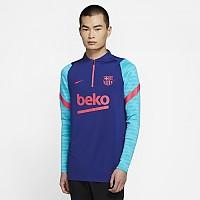 [해외]나이키 FC Barcelona Dri Fit Strike Drill 20/21 3137913951 Deep Royal Blue / Light Fusion Red