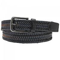 [해외]리바이스 FOOTWEAR Woven Leather Stretch 137905622 Navy Blue