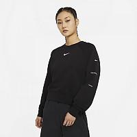 [해외]나이키 Sportswear Swoosh Crew 137914151 Black / White