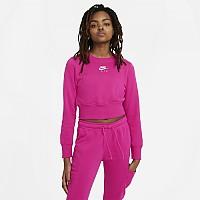 [해외]나이키 Sportswear Air Crew 137914461 Fireberry / White