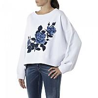 [해외]리플레이 W3992C.000.22890P.001 Sweatshirt 137932059 White